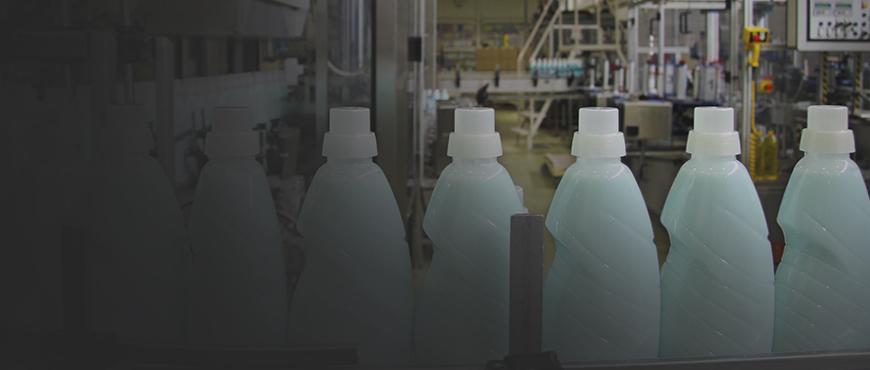 produccion de detergente